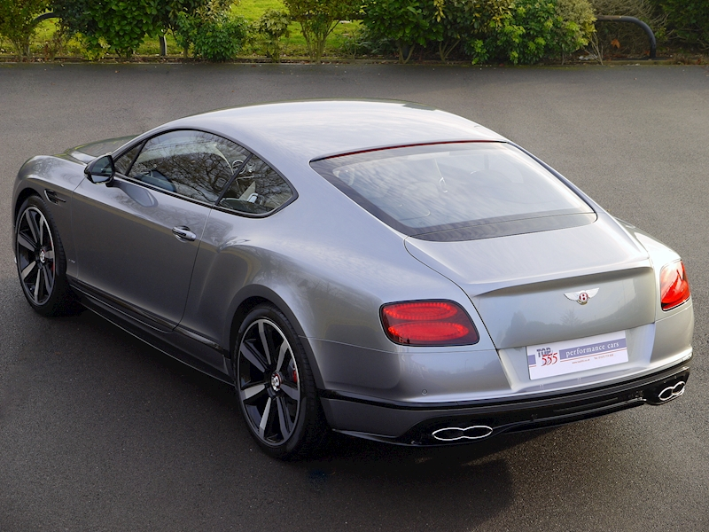 Bentley Continental GT V8 S Mulliner - Large 29