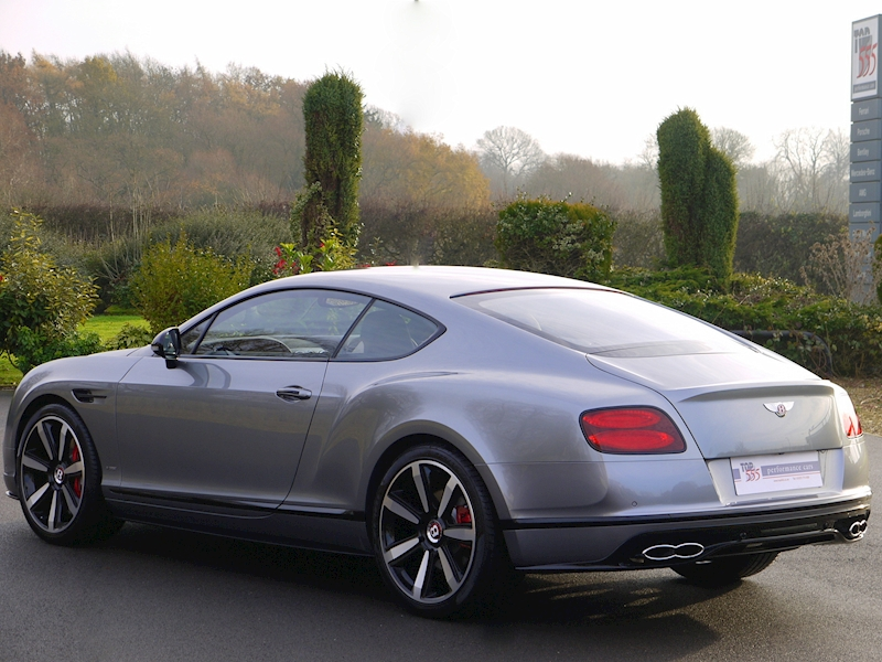 Bentley Continental GT V8 S Mulliner - Large 30