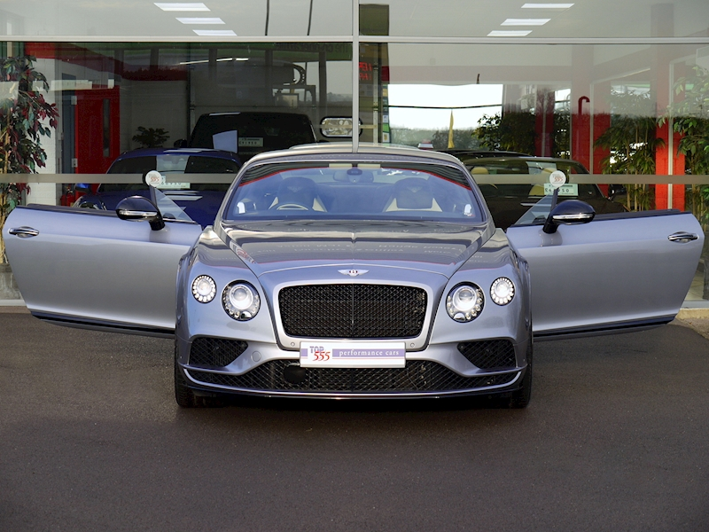 Bentley Continental GT V8 S Mulliner - Large 32