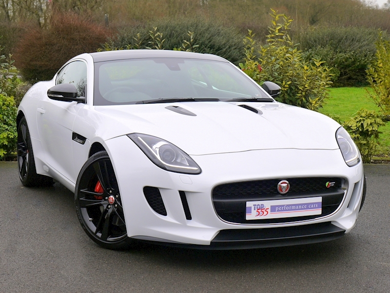 Jaguar F-Type 3.0 V6 Supercharged (340PS) - Large 0