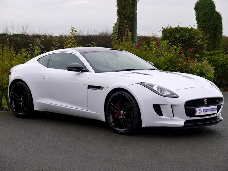 Jaguar F-Type 3.0 V6 Supercharged (340PS) - Large 13