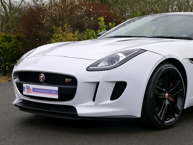 Jaguar F-Type 3.0 V6 Supercharged (340PS) - Large 15