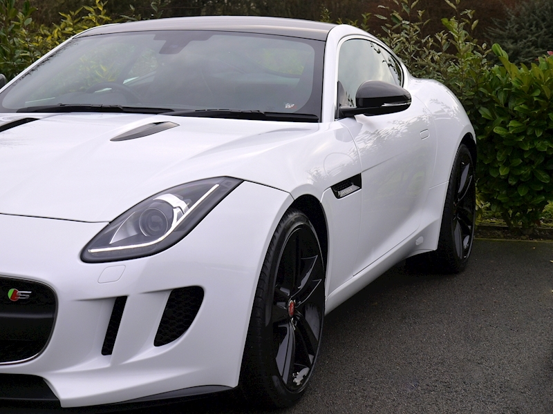 Jaguar F-Type 3.0 V6 Supercharged (340PS) - Large 16