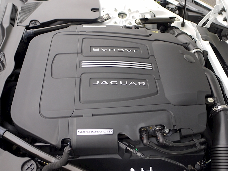 Jaguar F-Type 3.0 V6 Supercharged (340PS) - Large 19