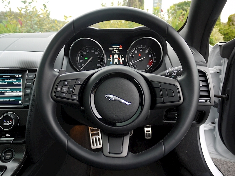 Jaguar F-Type 3.0 V6 Supercharged (340PS) - Large 21