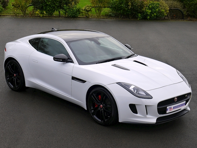 Jaguar F-Type 3.0 V6 Supercharged (340PS) - Large 25