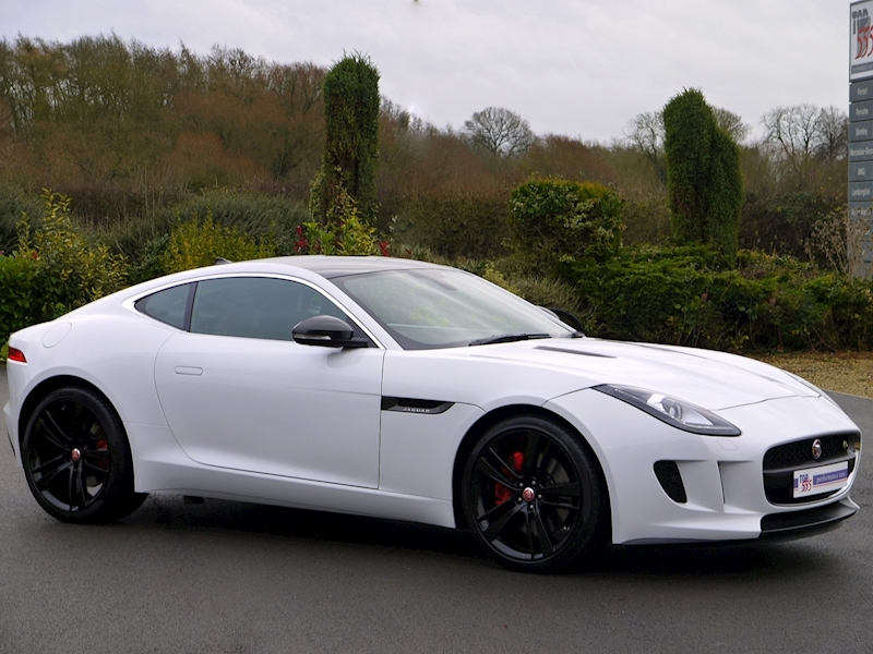 Jaguar F-Type 3.0 V6 Supercharged (340PS) - Large 26