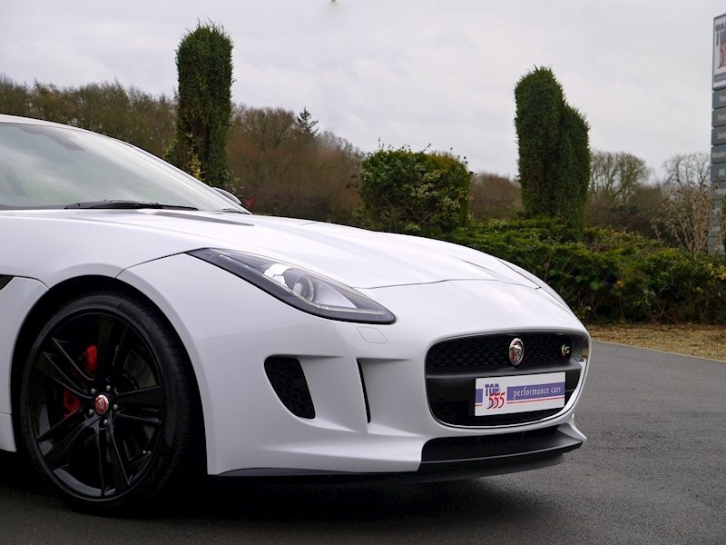 Jaguar F-Type 3.0 V6 Supercharged (340PS) - Large 27