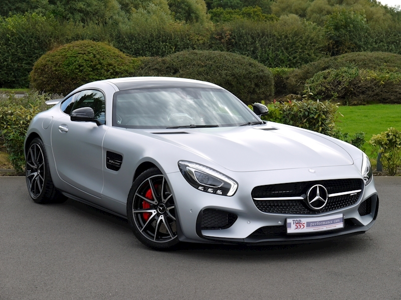 Mercedes AMG GT S 'EDITION 1' - Large 17