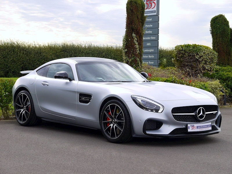 Mercedes AMG GT S 'EDITION 1' - Large 9