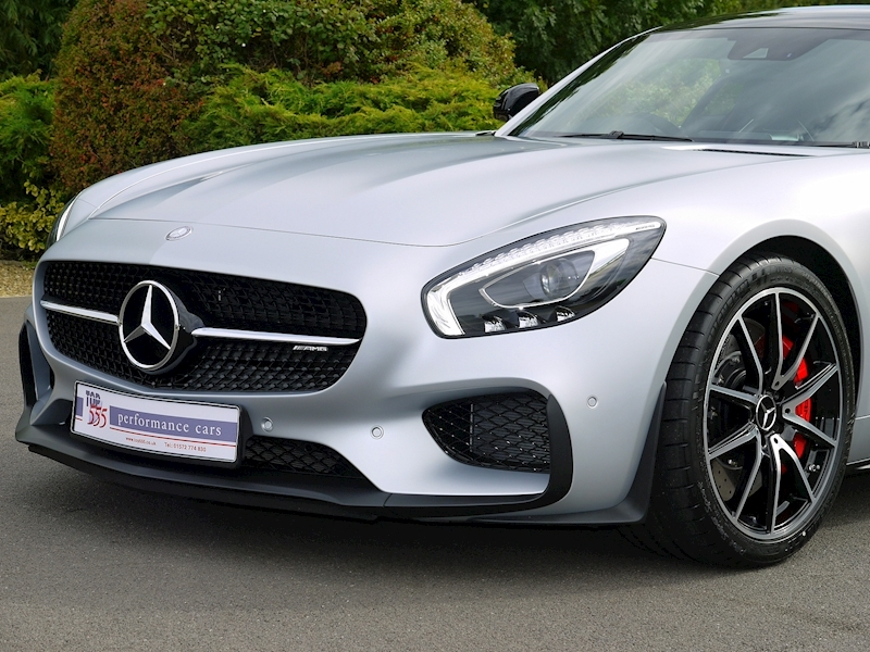 Mercedes AMG GT S 'EDITION 1' - Large 10