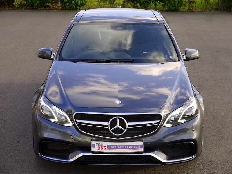 Mercedes E63 AMG 5.5 Saloon - Large 14