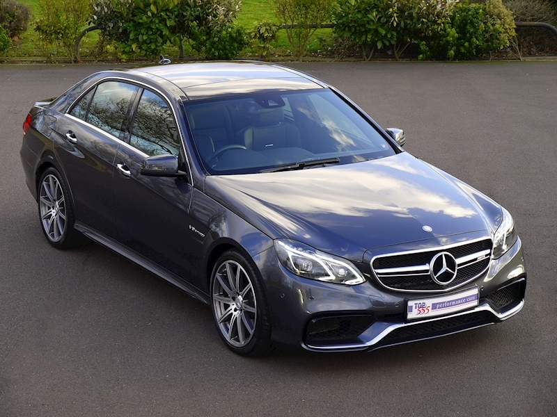 Mercedes E63 AMG 5.5 Saloon - Large 19