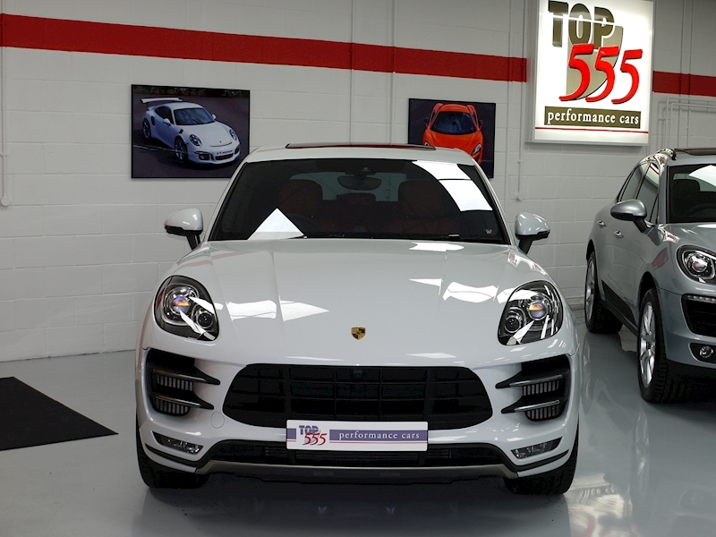 Porsche Macan Turbo 3.6 PDK - Large 7