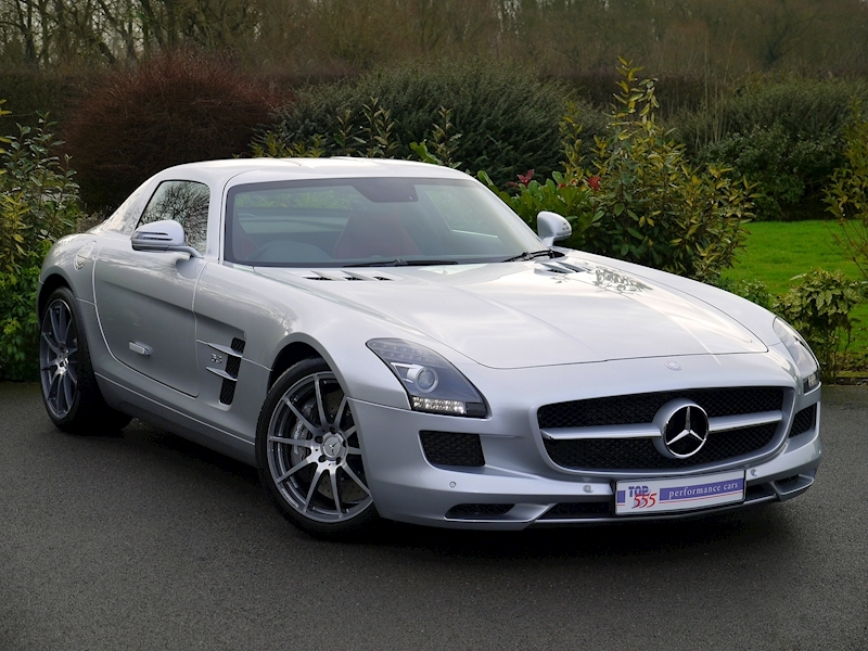 Mercedes SLS AMG Coupe 6.2 - Large 0
