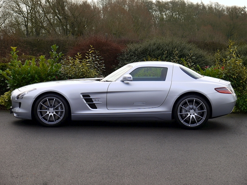 Mercedes SLS AMG Coupe 6.2 - Large 2