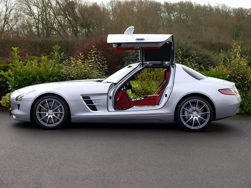 Mercedes SLS AMG Coupe 6.2 - Large 5
