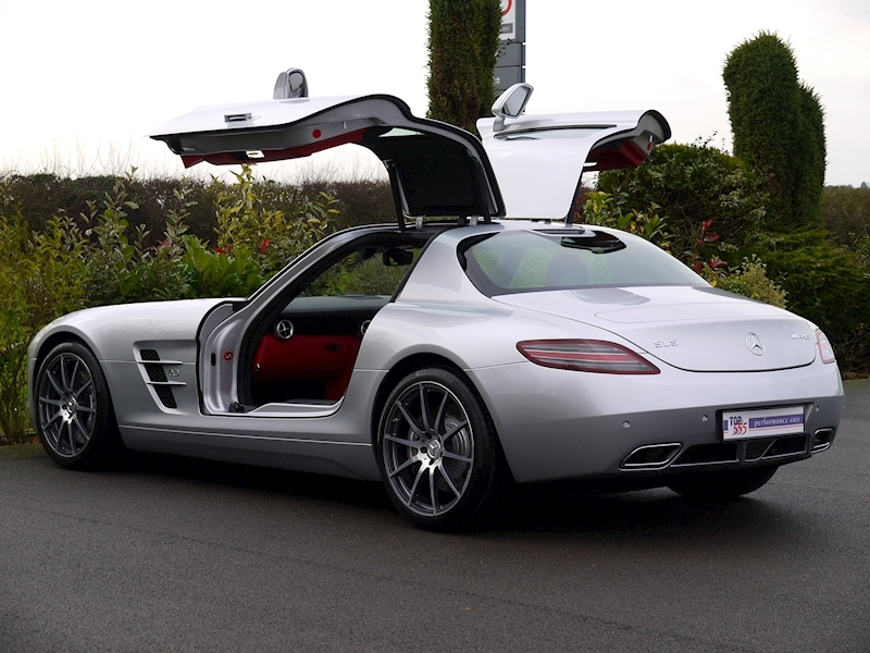 Mercedes SLS AMG Coupe 6.2 - Large 13