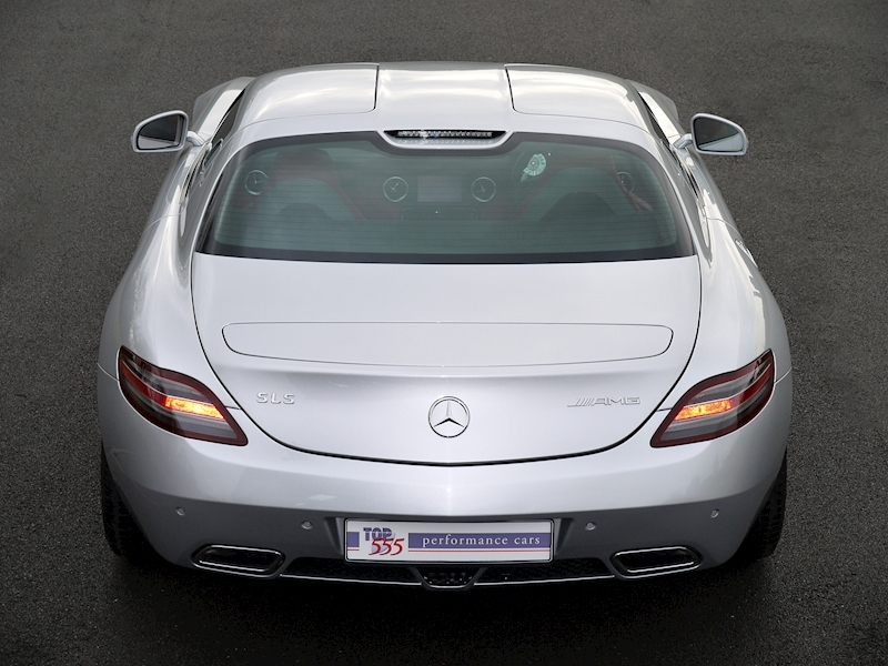 Mercedes SLS AMG Coupe 6.2 - Large 14