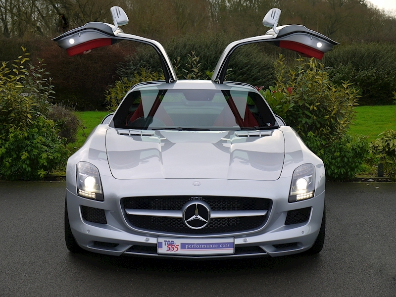 Mercedes SLS AMG Coupe 6.2 - Large 15