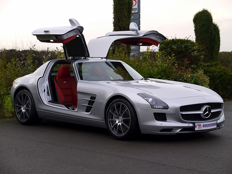 Mercedes SLS AMG Coupe 6.2 - Large 16