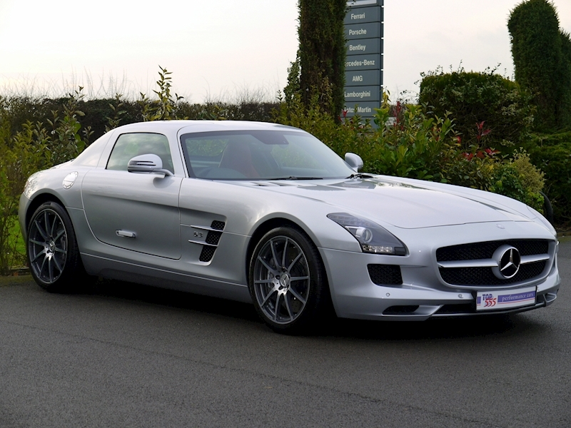 Mercedes SLS AMG Coupe 6.2 - Large 18