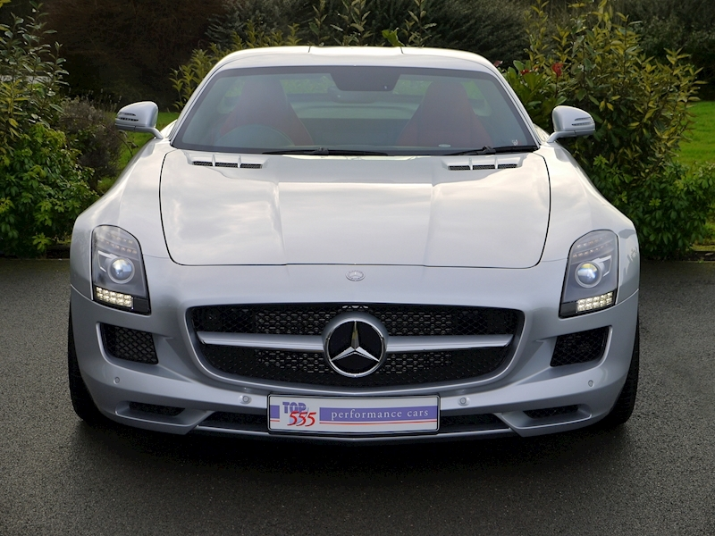 Mercedes SLS AMG Coupe 6.2 - Large 19