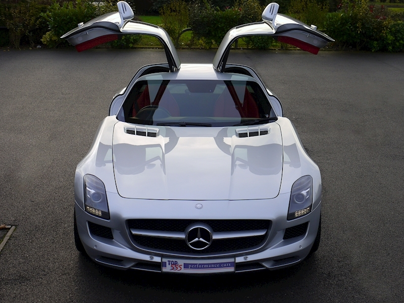 Mercedes SLS AMG Coupe 6.2 - Large 20