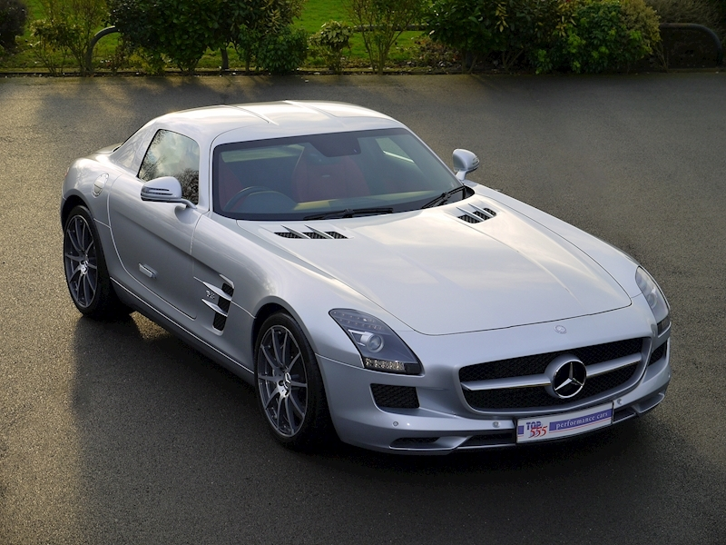Mercedes SLS AMG Coupe 6.2 - Large 25