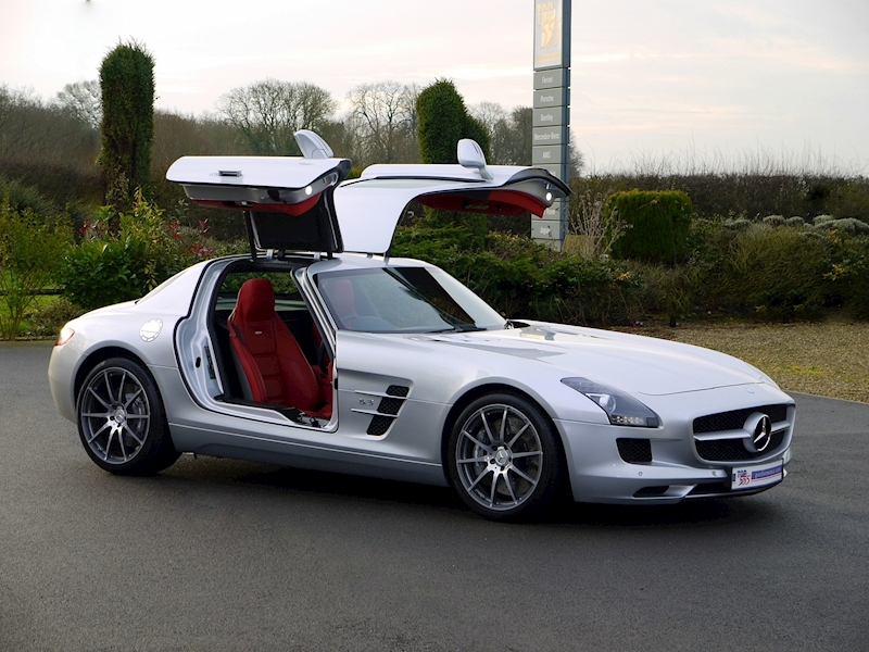 Mercedes SLS AMG Coupe 6.2 - Large 26