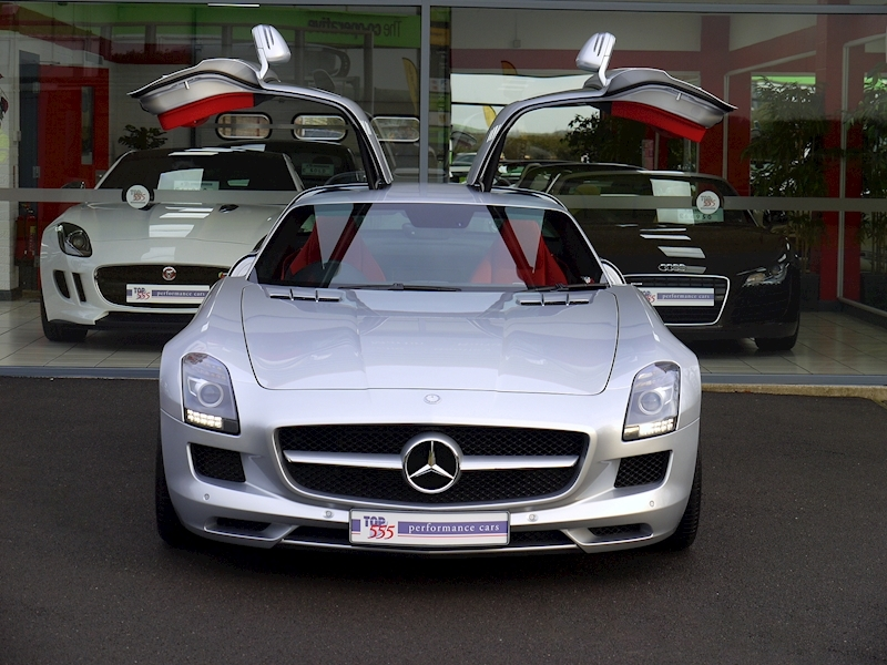 Mercedes SLS AMG Coupe 6.2 - Large 30
