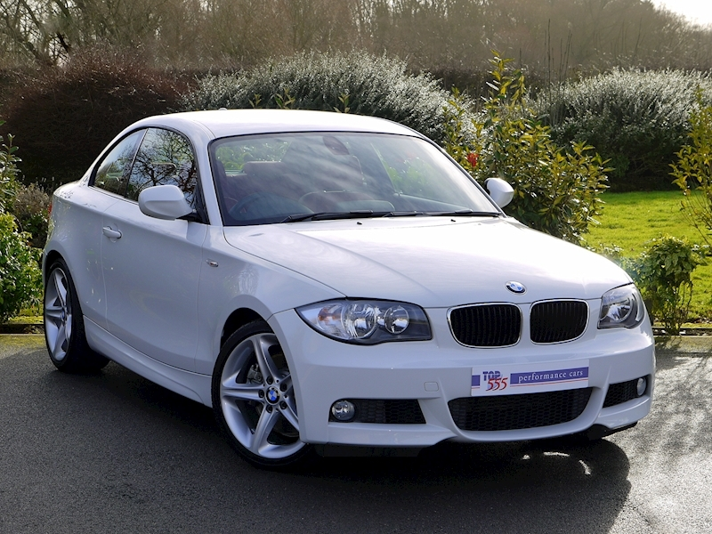 Bmw 123D M Sport Coupe Automatic - Large 0