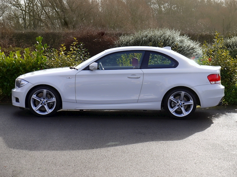 Bmw 123D M Sport Coupe Automatic - Large 4