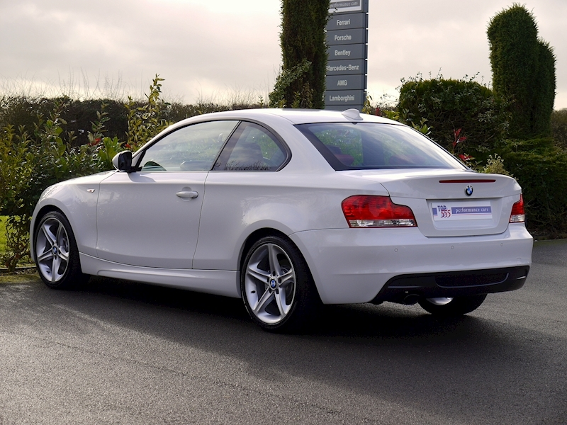 Bmw 123D M Sport Coupe Automatic - Large 5