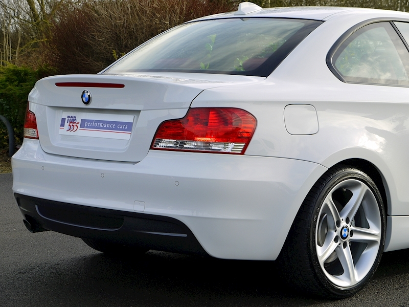 Bmw 123D M Sport Coupe Automatic - Large 6