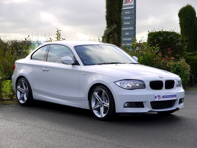 Bmw 123D M Sport Coupe Automatic - Large 10