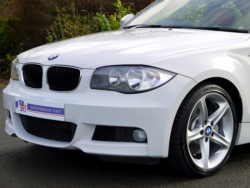 Bmw 123D M Sport Coupe Automatic - Large 11