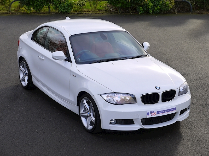 Bmw 123D M Sport Coupe Automatic - Large 18