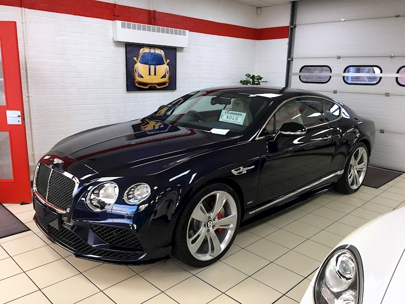 Bentley Continental GT 4.0 V8 S Mulliner - Large 0