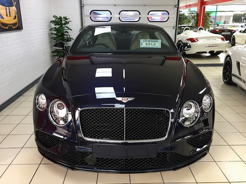 Bentley Continental GT 4.0 V8 S Mulliner - Large 4