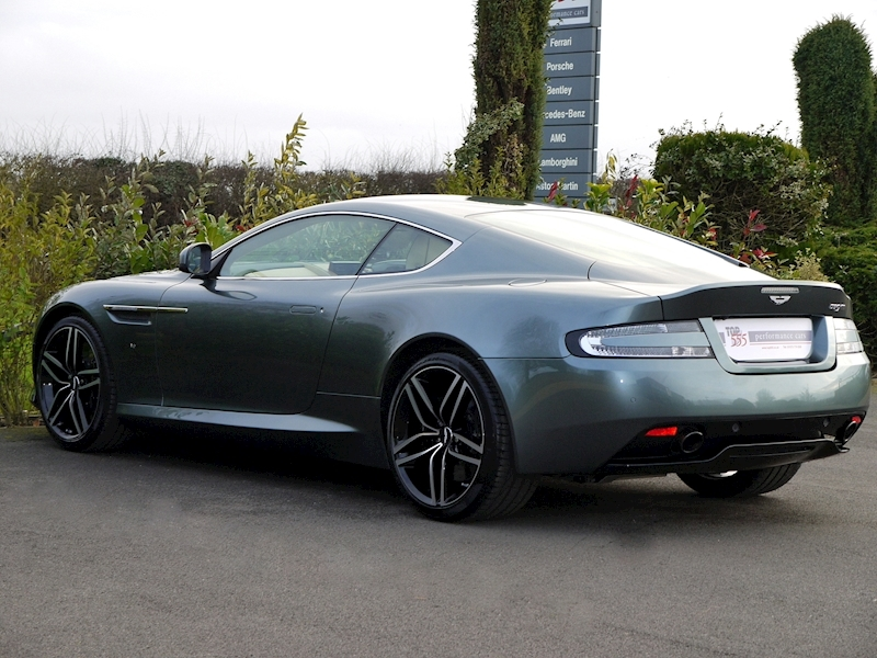 Aston Martin DB9 GT 6.0 V12 Coupe - Large 7