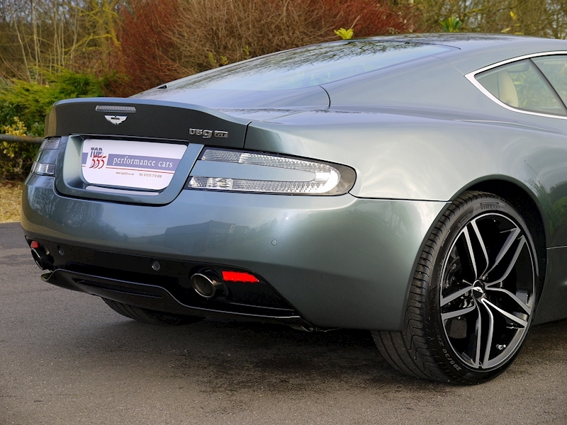 Aston Martin DB9 GT 6.0 V12 Coupe - Large 8
