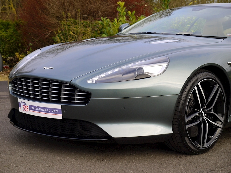 Aston Martin DB9 GT 6.0 V12 Coupe - Large 15