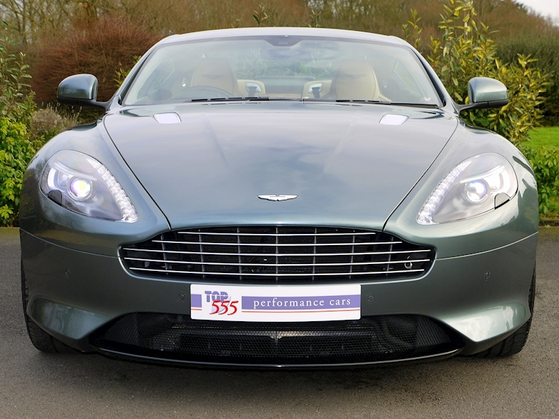 Aston Martin DB9 GT 6.0 V12 Coupe - Large 16