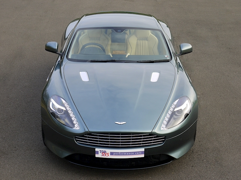 Aston Martin DB9 GT 6.0 V12 Coupe - Large 17