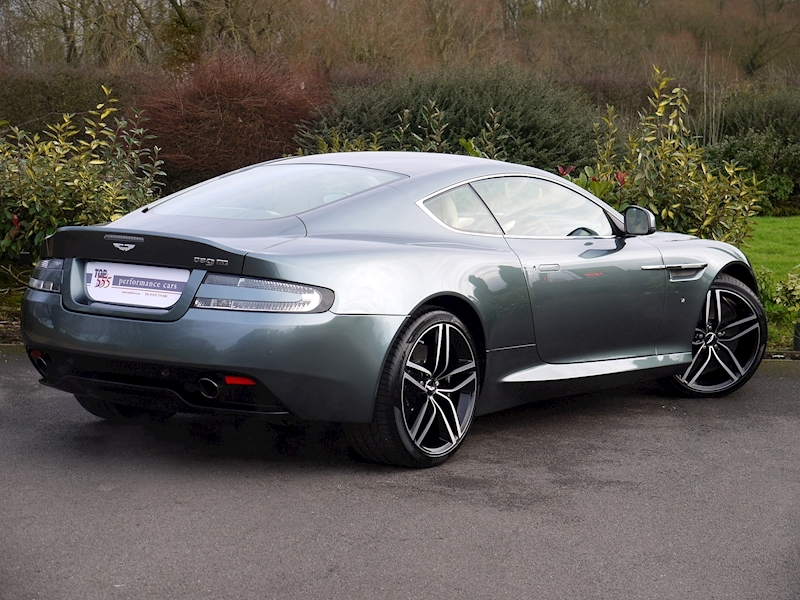 Aston Martin DB9 GT 6.0 V12 Coupe - Large 19