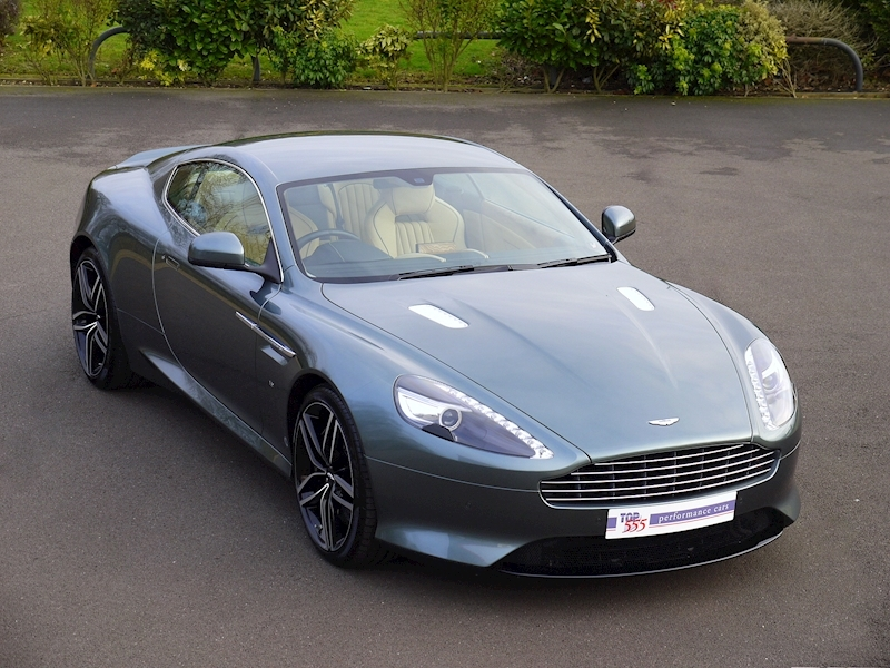 Aston Martin DB9 GT 6.0 V12 Coupe - Large 0