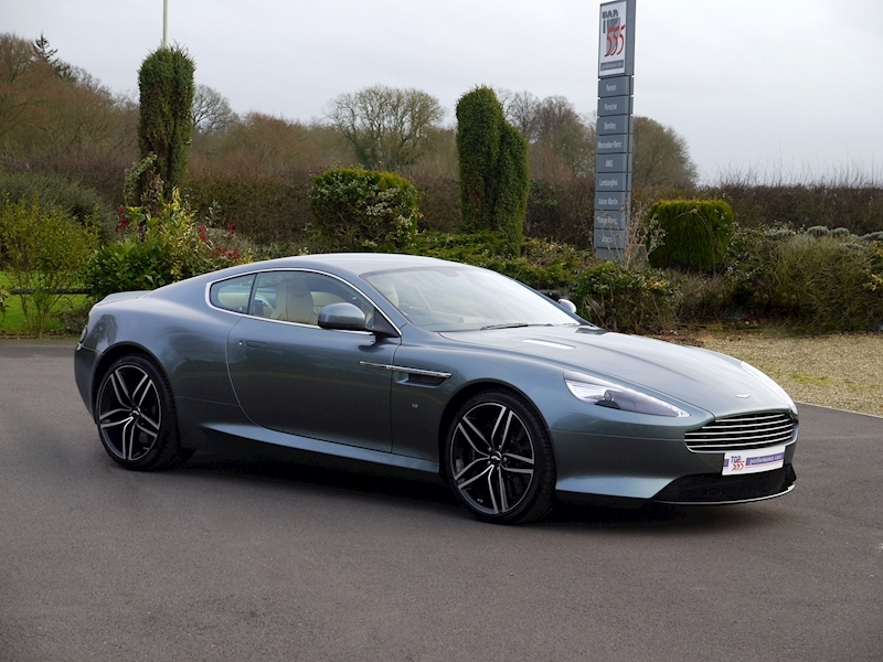 Aston Martin DB9 GT 6.0 V12 Coupe - Large 23
