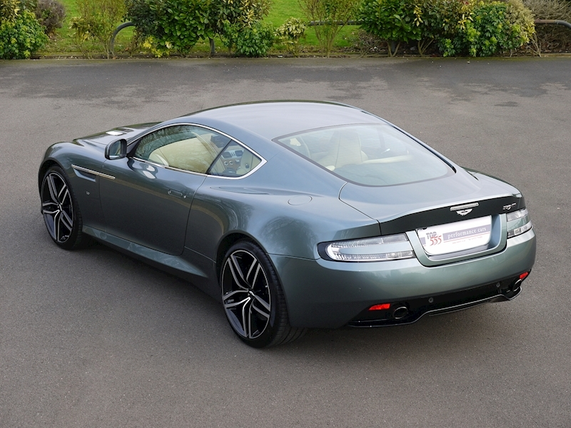 Aston Martin DB9 GT 6.0 V12 Coupe - Large 24