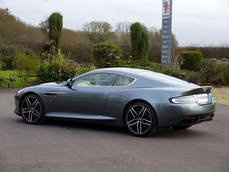 Aston Martin DB9 GT 6.0 V12 Coupe - Large 25